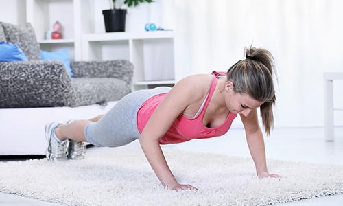 Online Fitnesskurs
